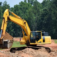 Back Hoe Home Excavation Wilson NC (1)