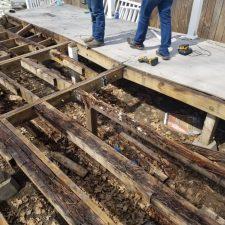 Deck Demolition Removal North Carolina