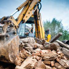 Demolition Closeup